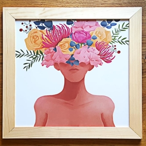 illustrazione fiorire